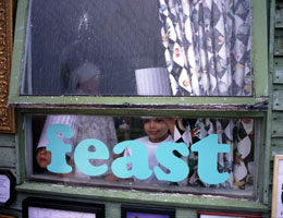 feast window